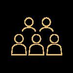 Icon für Workshops für Konzeptentwicklung und Projekte